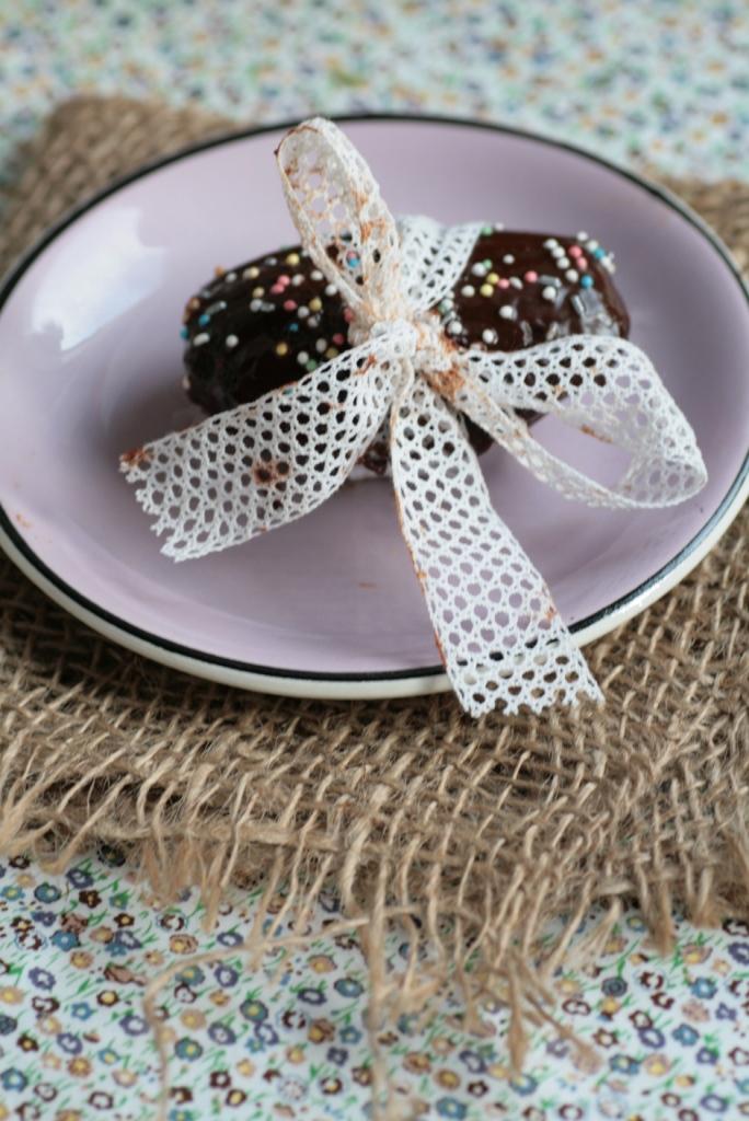 madeleines au chocolat pâques 027