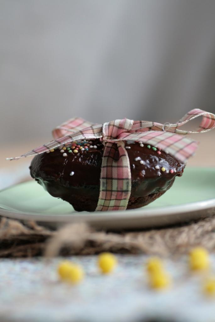 madeleines au chocolat pâques 130