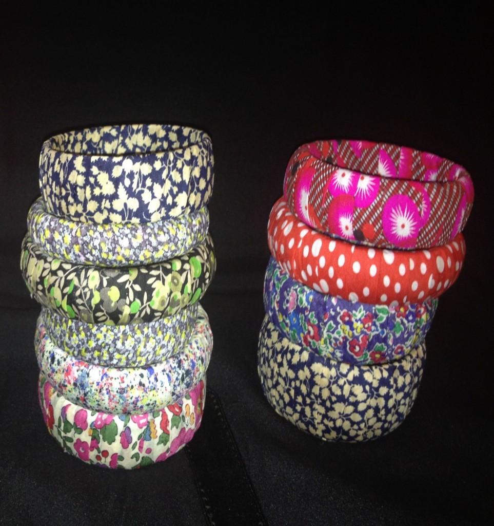 bracelet tissu 10€