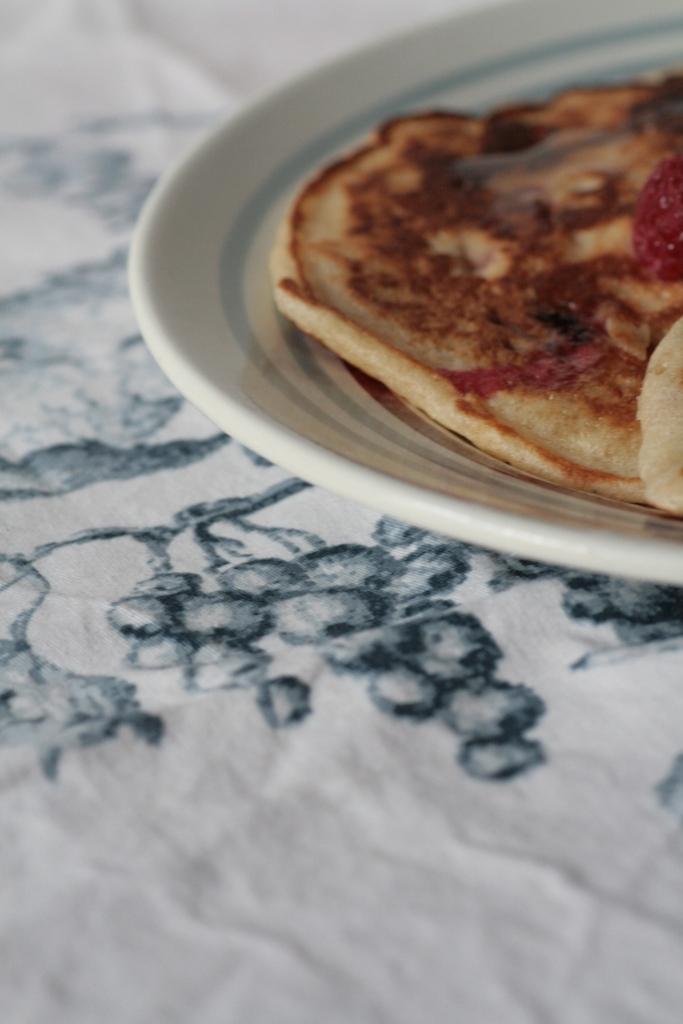 pancakes framboises fleur d'oranger 063