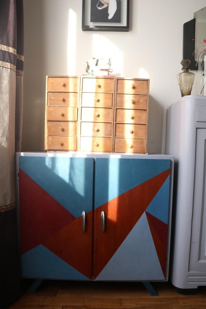 Design peinture pour meuble sans poncage grenoble 3616 for Peinture sans sous couche pour meuble