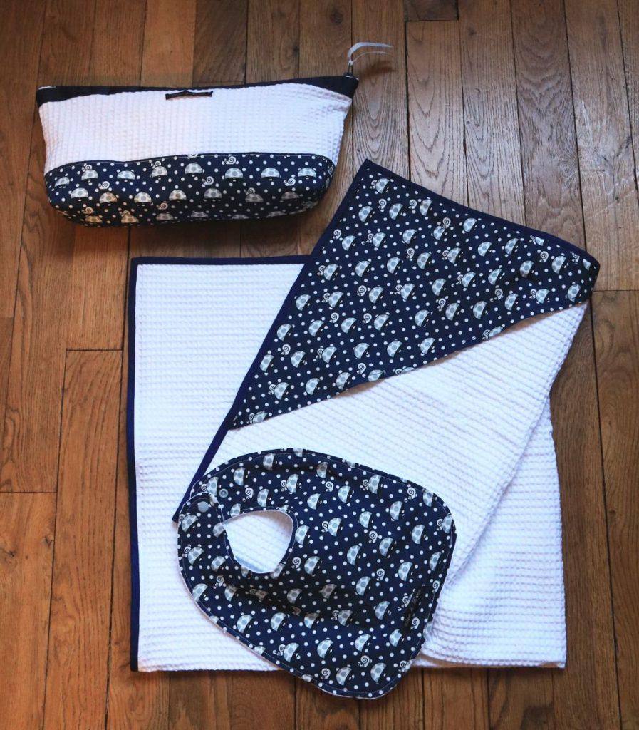 diy couture kit b b cadeau de naissance chocolat et vieilles dentelles. Black Bedroom Furniture Sets. Home Design Ideas
