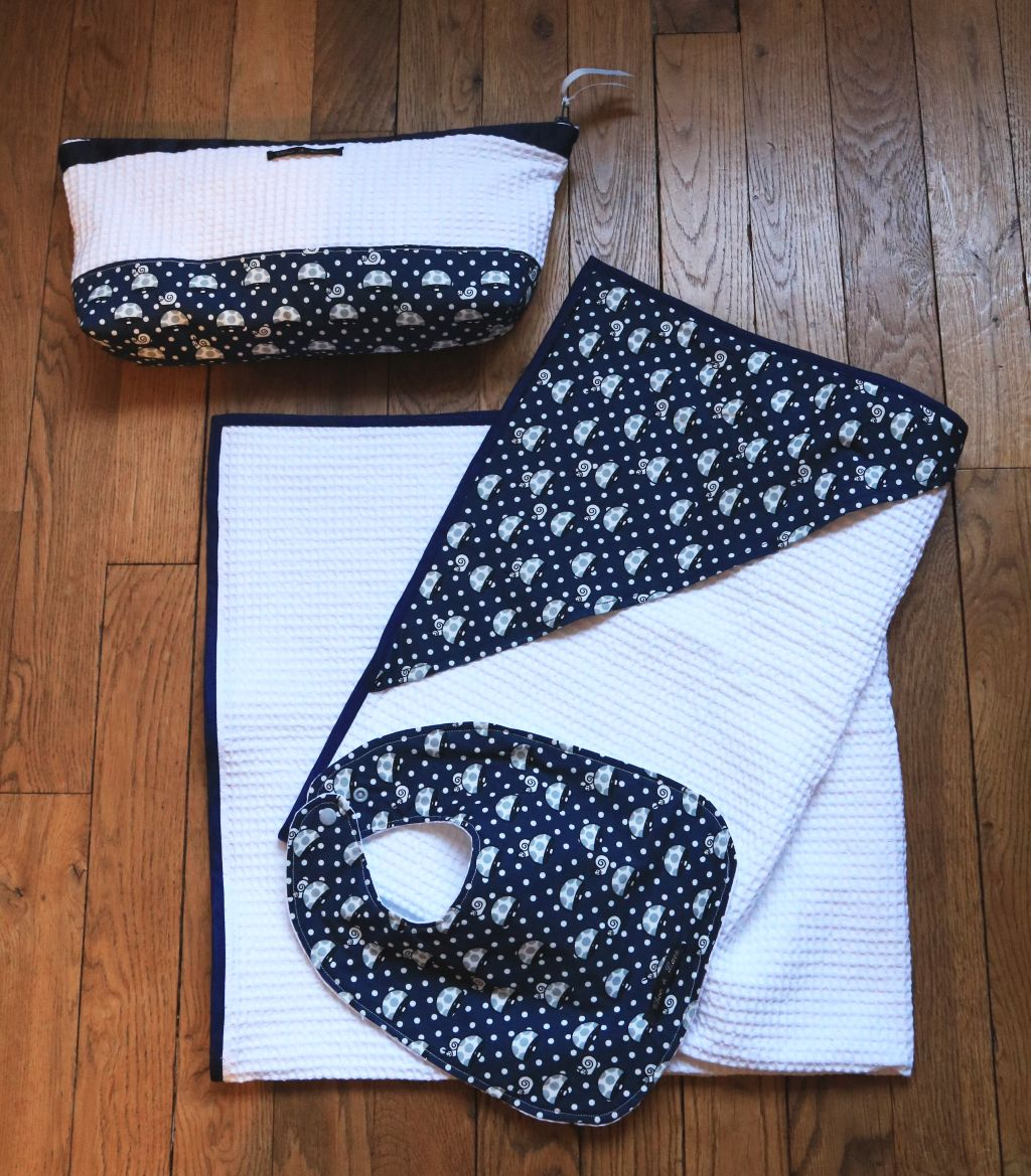 diy couture kit b b cadeau de naissance chocolat et. Black Bedroom Furniture Sets. Home Design Ideas