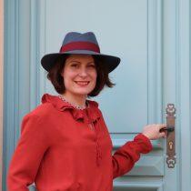 robe rouge marjolaine 057